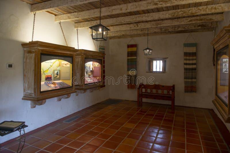 Missione San Juan Capistrano, San Antonio, il Texas, U.S.A. fotografia stock