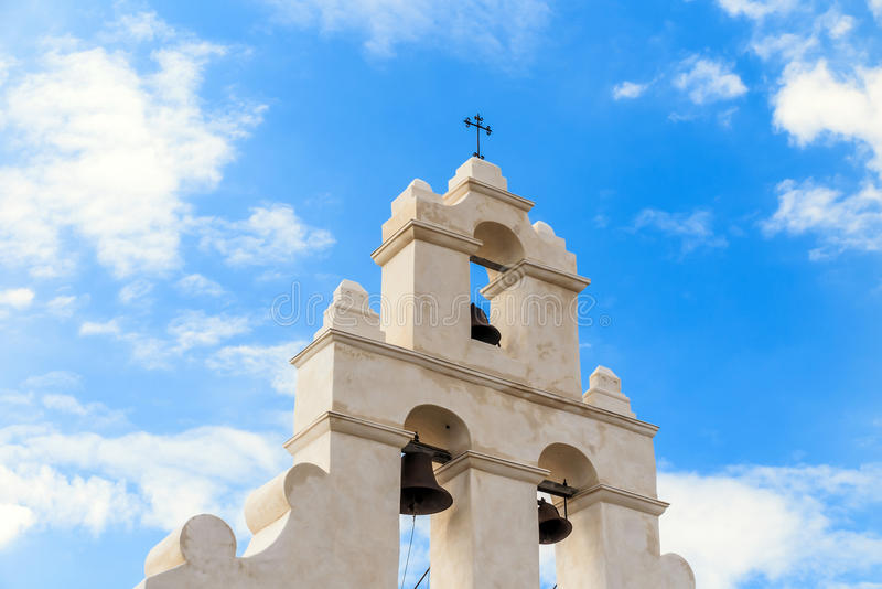 Missione San Juan Capistrano, San Antonio immagini stock
