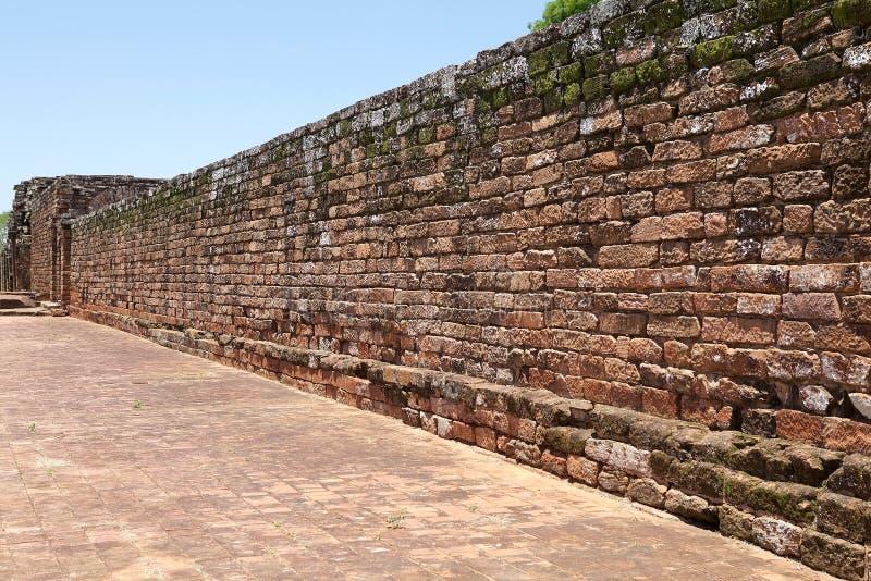 Missions de j?suite de La Santisima Trinidad de Paran?, Paraguay image stock