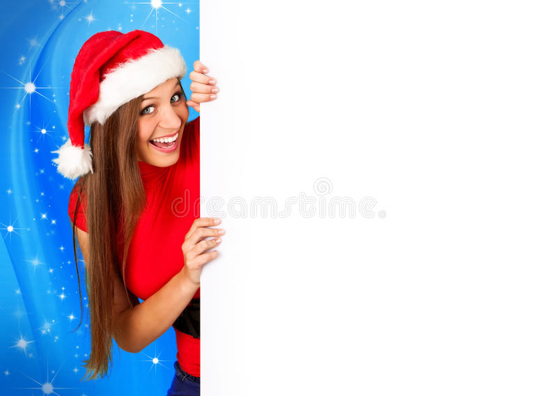 Download Missis santa 01_2 stock image. Image of board, face, holding - 17157729