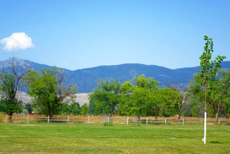 Missoula, Montana images stock