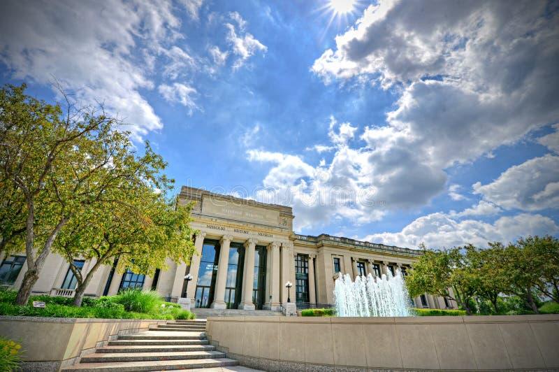 Missouri History Museum. The Missouri History Museum in Forest Park, St. Louis, Missouri stock photos