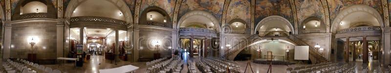 Missouri stanu Capitol w miasta Jefferson MO usa zdjęcie royalty free