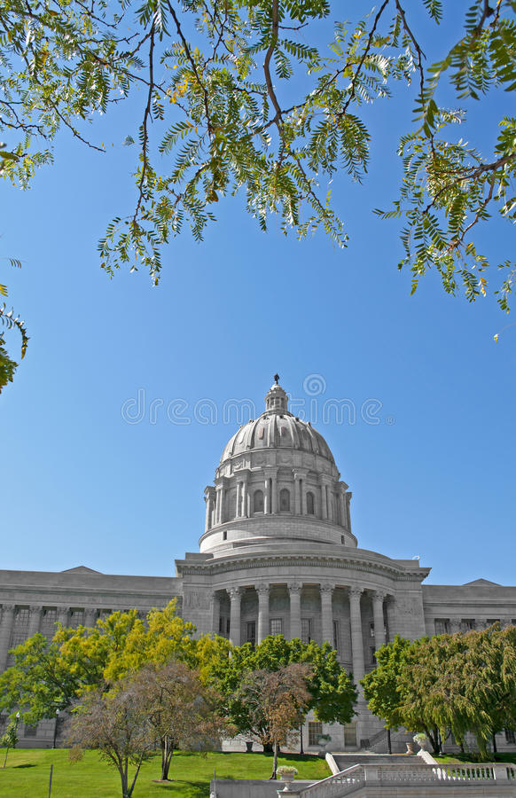 Missouri Stolica Kraju zdjęcie royalty free