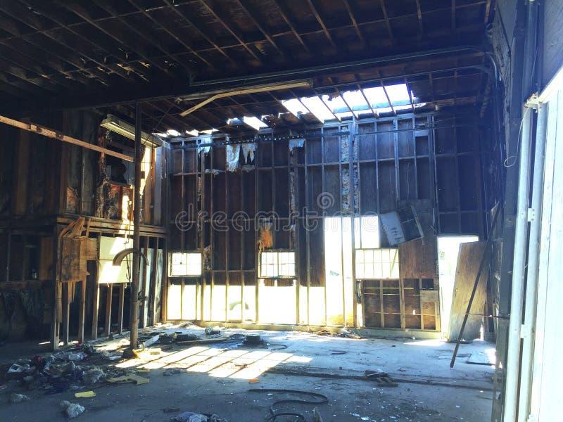 Missouri-Tankstelle-Innenraum 2 stockfotografie