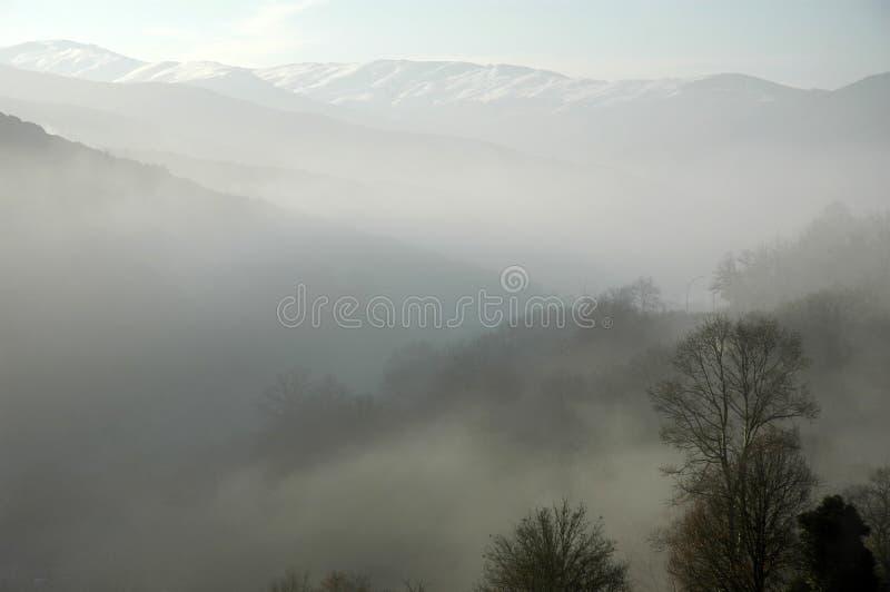Mist royalty-vrije stock afbeelding