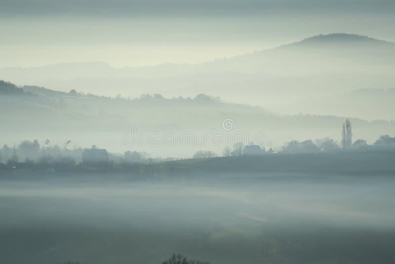 Mist stock photography