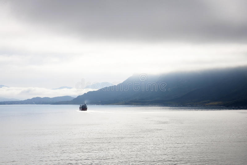 Into The Mist Royalty Free Stock Photos