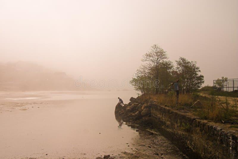Mist stock afbeelding