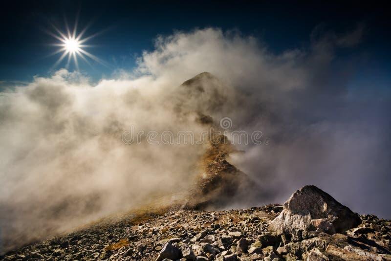 Mist royalty free stock photo