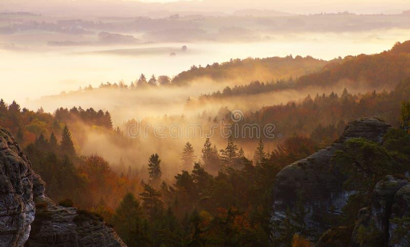 mist royalty-vrije stock fotografie