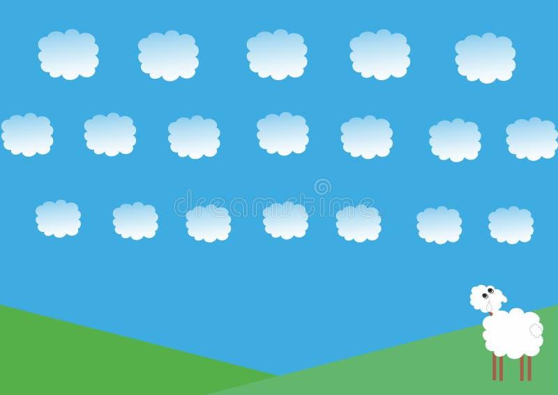 mist vector illustratie