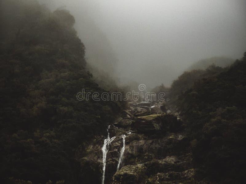 Mist, Hill Station, Waterfall, Mountain stock photos