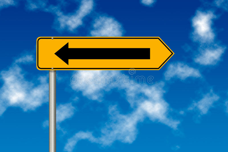 Download Mistake with road sign stock image. Image of confusion - 24799181