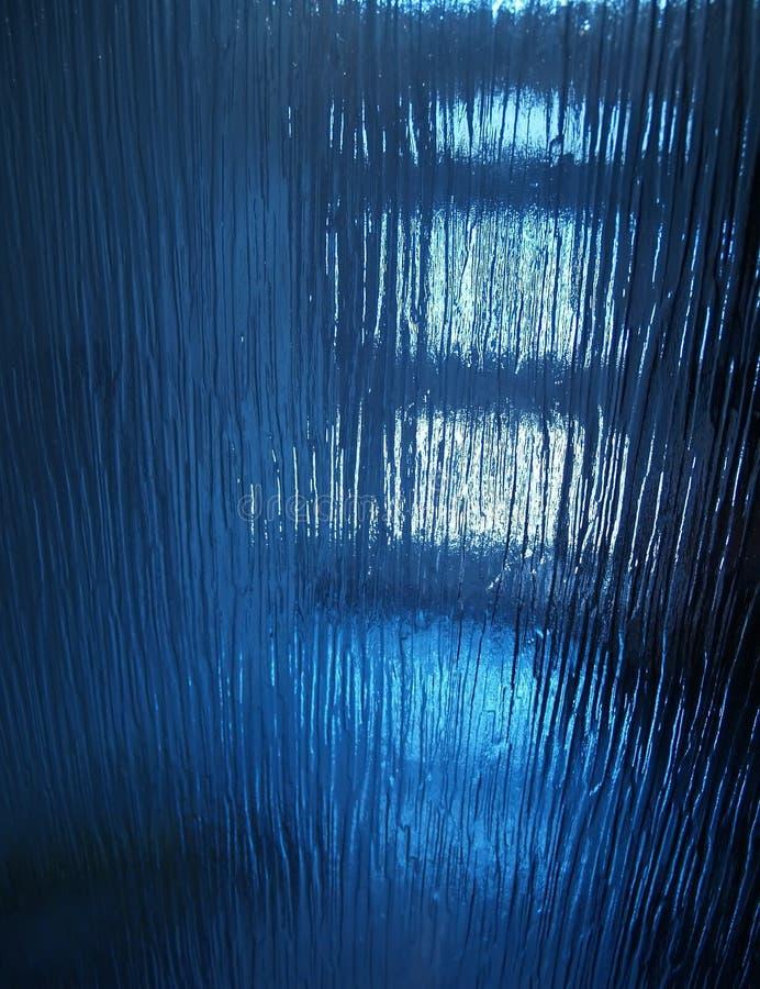 Misterio azul fotografía de archivo libre de regalías
