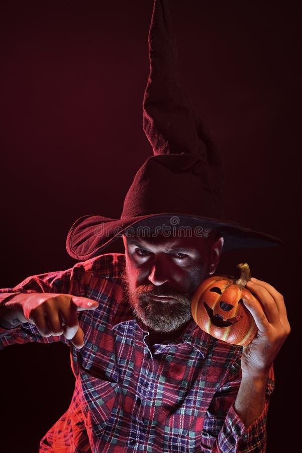 Misterio de Halloween y concepto de la pesadilla imagen de archivo