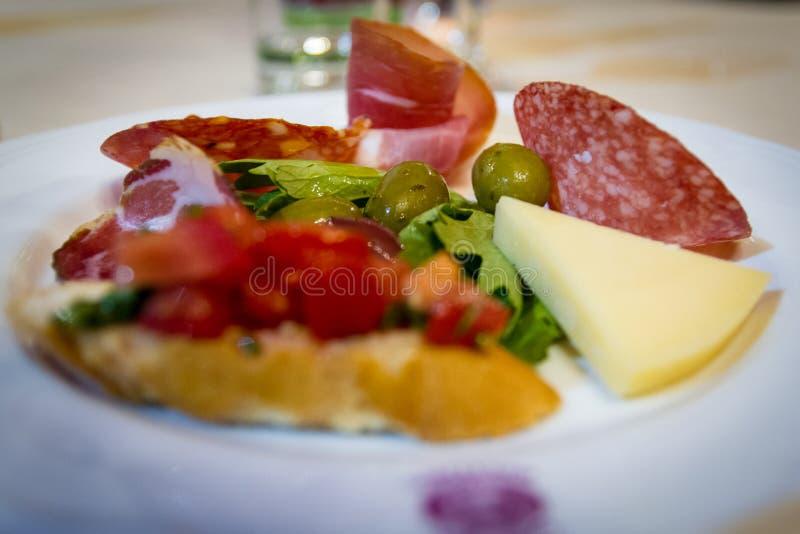 Misto Antipasto все colori vari жулика italiana ` стоковые фото