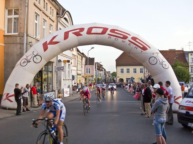 mistrzostwa cyklom młodzieży. obraz stock