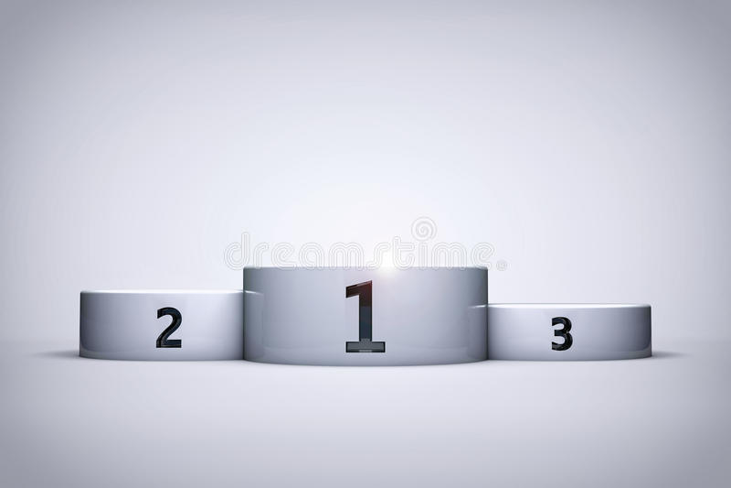 Mistrzostwa podium tapeta lub tło ilustracji