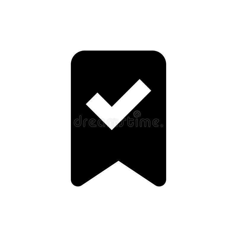 Mistrzostwo medalu ikona Biegowy znak ilustracja wektor