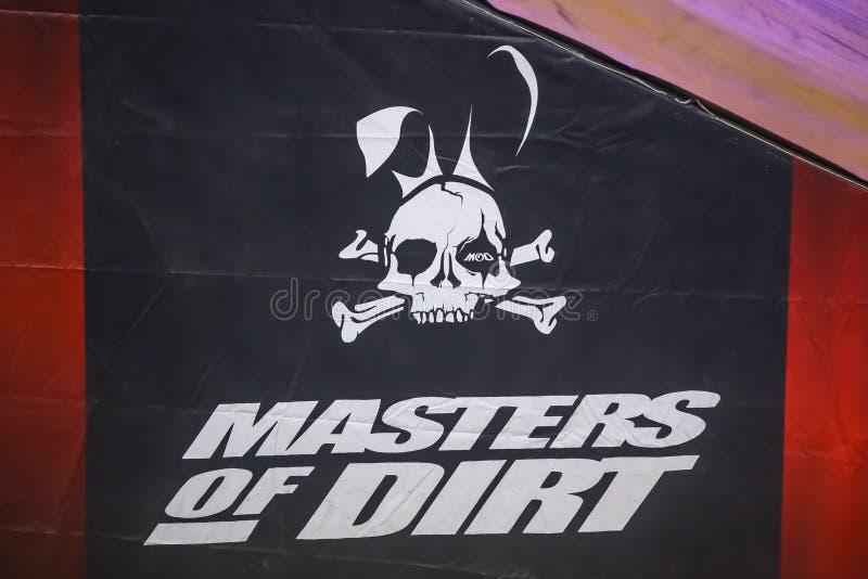Mistrzowie Dirt obrazy royalty free