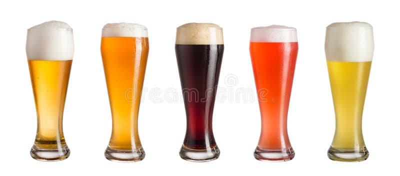 Mistura da cerveja fotos de stock royalty free