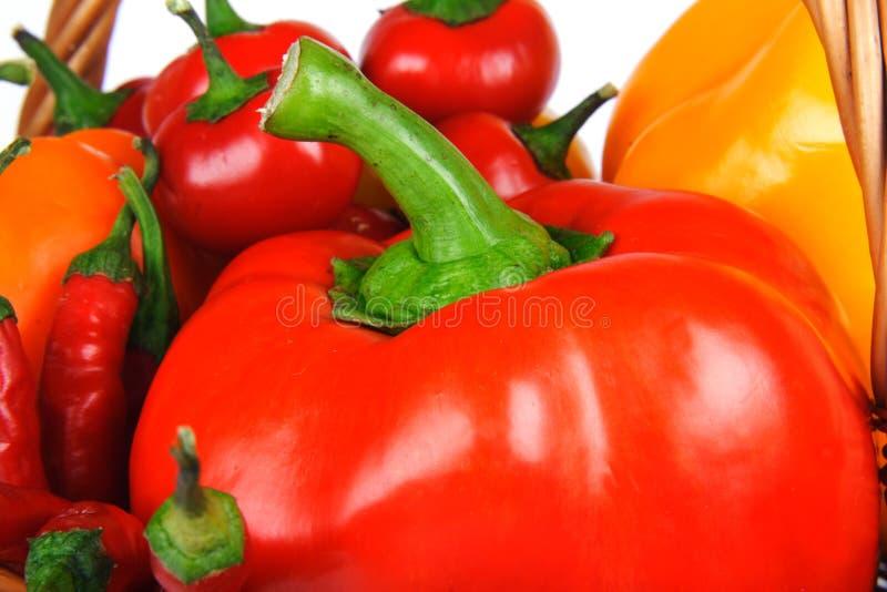 Mistura da paprika imagens de stock