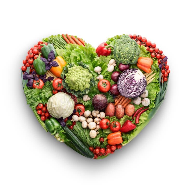 Mistura do vegetariano imagem de stock