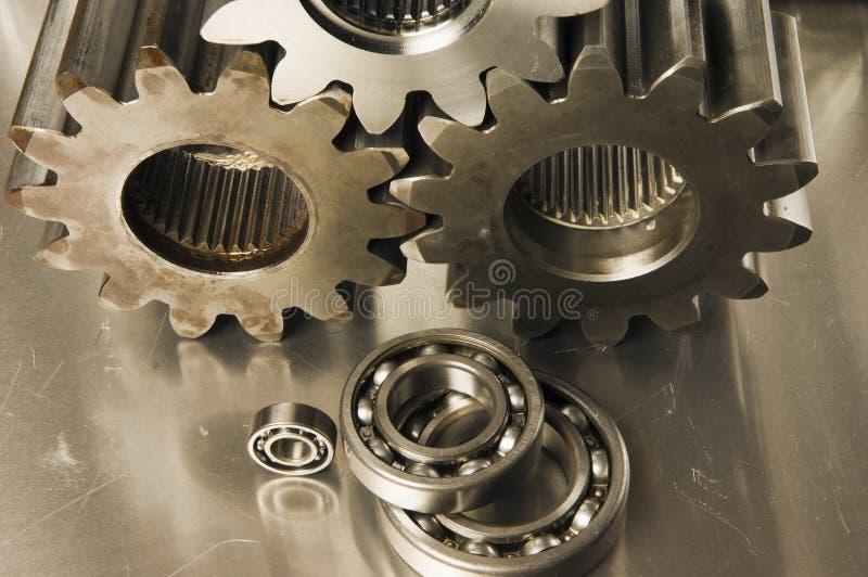 Mistura variada de metais imagem de stock royalty free