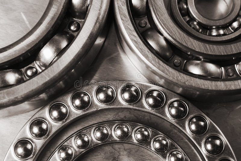 Mistura variada Stainless-steel fotos de stock