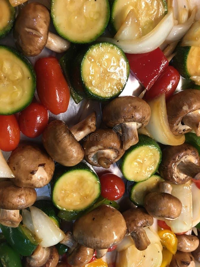 Mistura vegetal fotos de stock