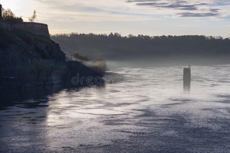 Misty Danube nude