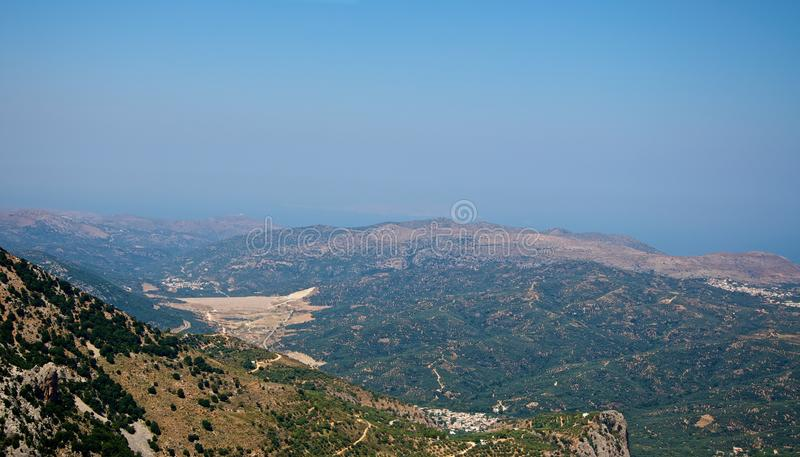 Download Misty distance. stock photo. Image of tourism, slope - 22763734