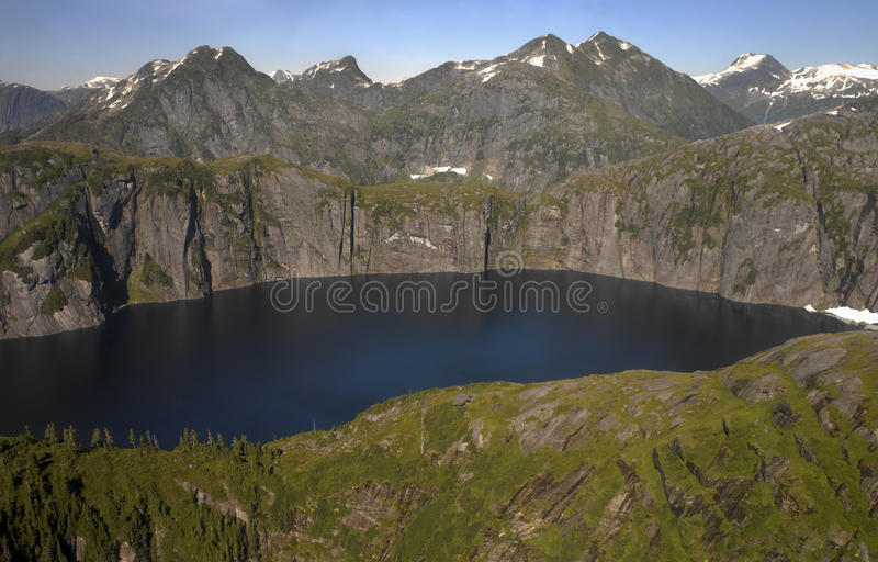Misty Fjords - Ketchikan - Alaska royalty free stock photo