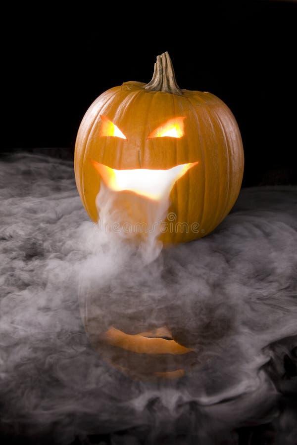 Free Misty Jack-o-Lantern 3 Stock Images - 6921014