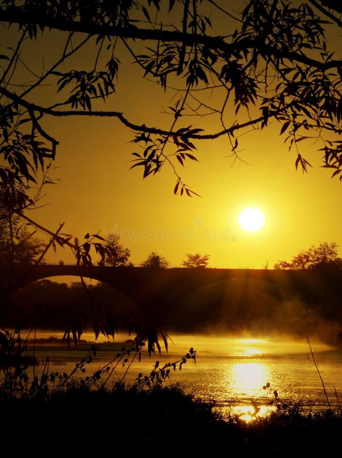 Download Misty Morning stock image. Image of morning, photo, autumn - 27148715