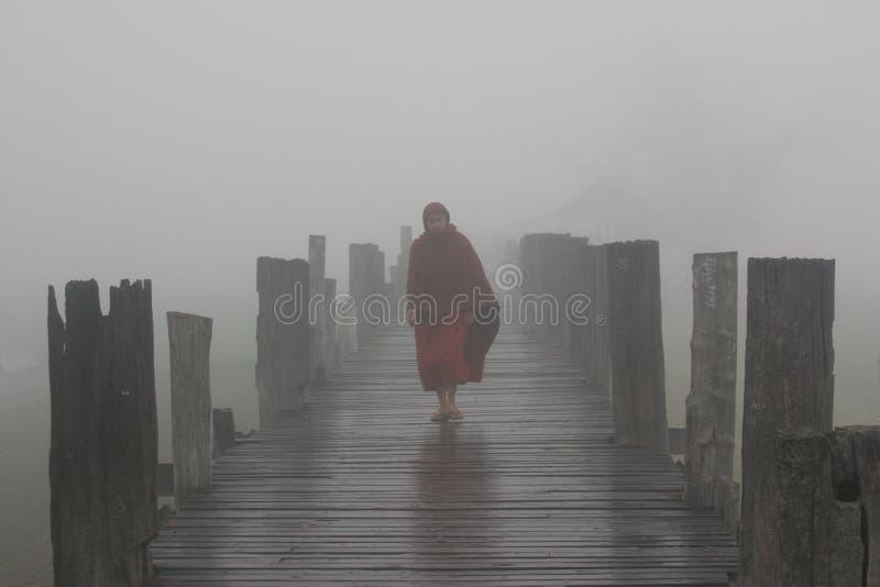 Download Misty Morning Bridge Editorial Stock Photo - Image: 15380528