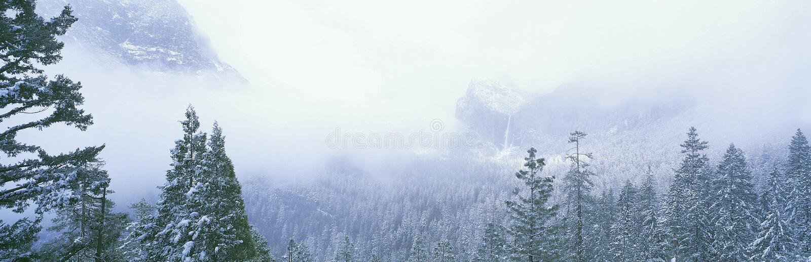 Download Misty mountains stock photo. Image of capped, beauty - 23171088