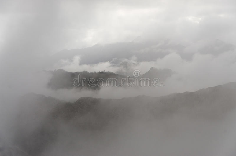 Download Misty Valleys stock image. Image of winter, autumn, valleys - 33645163