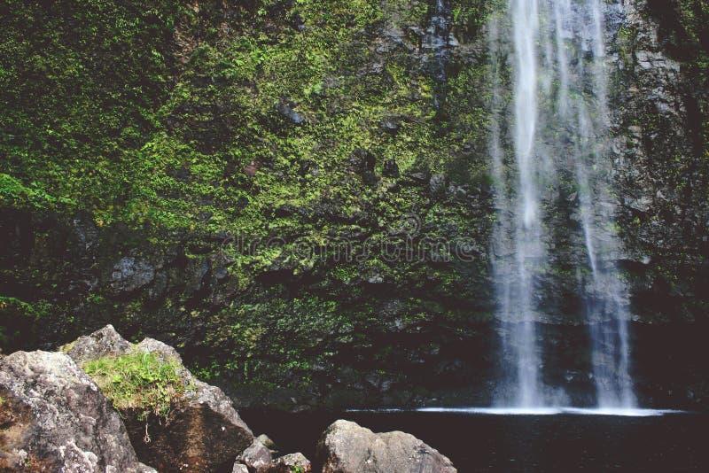 Misty Waterfall Free Public Domain Cc0 Image
