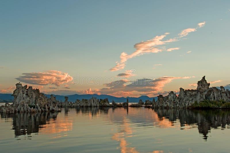 mistyk lake zdjęcia royalty free