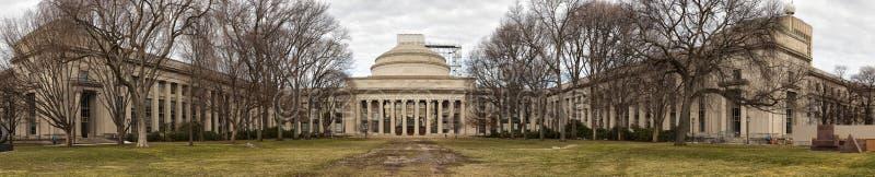 MIT在波士顿 库存照片