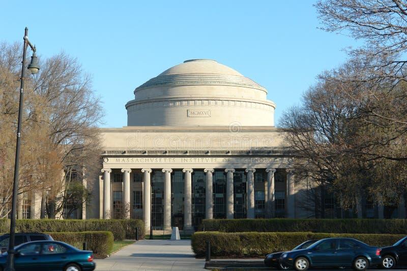 MIT imagem de stock