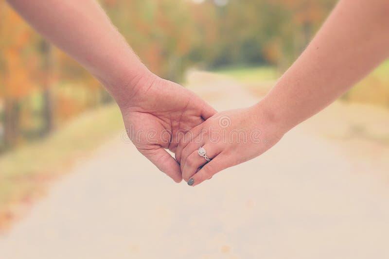 Mit diesem Ring wed I thee lizenzfreie stockfotos