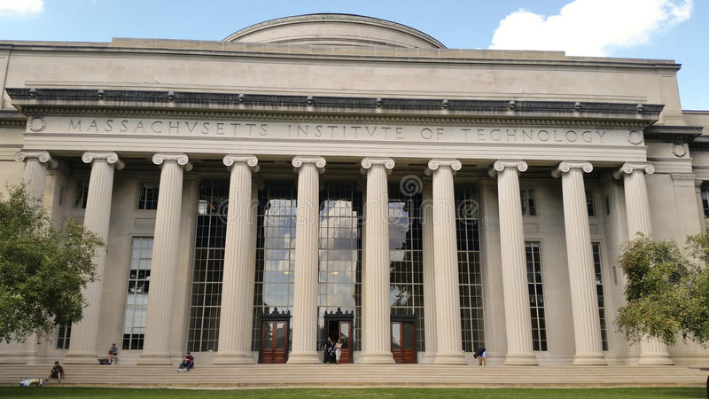 MIT The Great Dome royalty free stock image