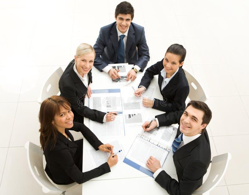 Mitarbeiter lizenzfreie stockfotos