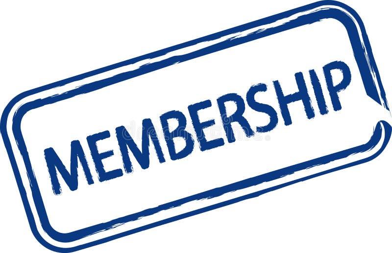 Mitgliedschaft vektor abbildung