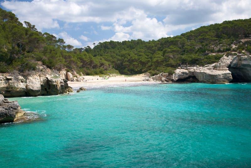 Download Mitjana пляжа стоковое фото. изображение насчитывающей напольно - 17620940