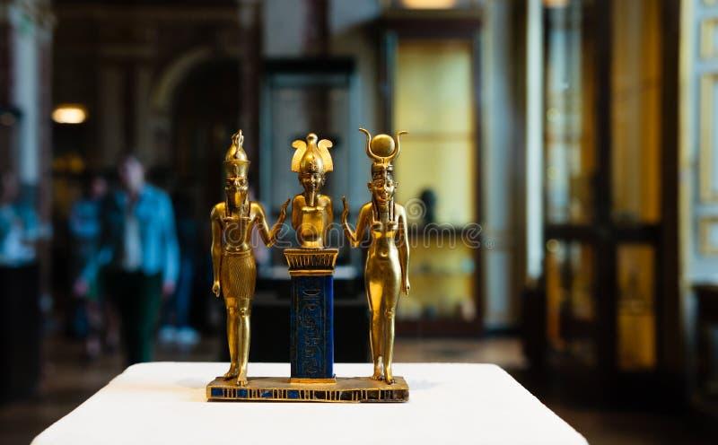 Mito di Osiris e di ISIS fotografia stock libera da diritti