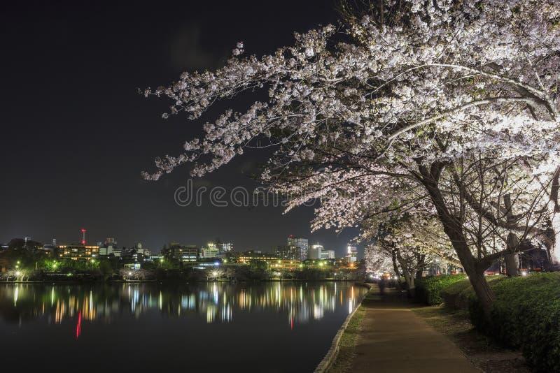 Mito, Ibaraki près de Tokoyo photo stock